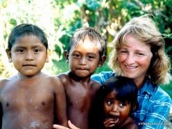 Delta Amacuro. Warao indigenous peoples (3)