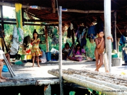 Delta Amacuro. Warao indigenous peoples (4)