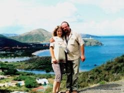 Margarita Isl. Punta Cabo Negro