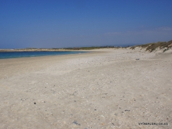 Habonim Beach Nature Reserve. Beach