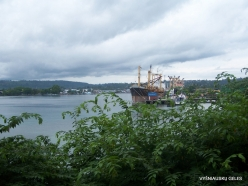 West Papua. Manokwari. Port (2)