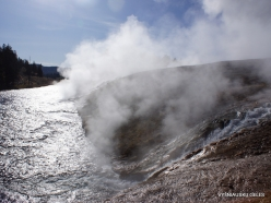 Yellowstone . Midway Geyser Basin. Excelsior Geyser Crater (6)