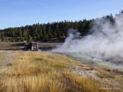 Yellowstone . Midway Geyser Basin. Excelsior Geyser Crater (7)