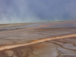 Yellowstone . Midway Geyser Basin. Grand Prismatic Spring (1)