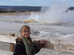 Yellowstone. Fountain Paint Pot. Fountain Geyser (7)