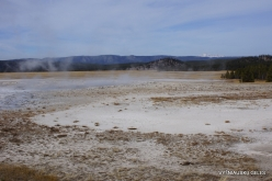 Yellowstone. Fountain Paint Pot. Fountain Geyser