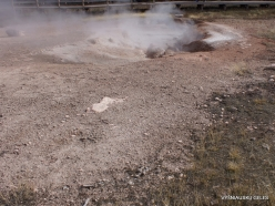 Yellowstone. Fountain Paint Pot. Red Sputer (2)