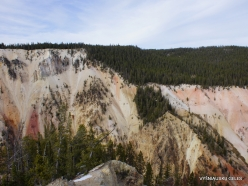 Yellowstone. The Grand Canyon of the Yellowstone (10)
