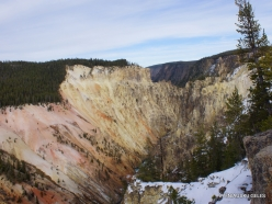 Yellowstone. The Grand Canyon of the Yellowstone (11)