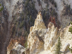Yellowstone. The Grand Canyon of the Yellowstone (3)