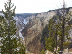 Yellowstone. The Grand Canyon of the Yellowstone (6)