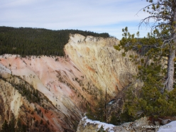 Yellowstone. The Grand Canyon of the Yellowstone (8)