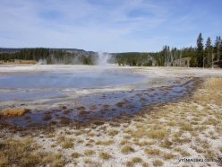 Yellowstone. Upper Geyser Basin. Beauty Pool (2)