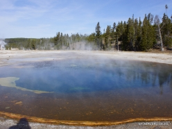 Yellowstone. Upper Geyser Basin. Beauty Pool