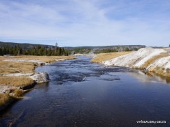Yellowstone. Upper Geyser Basin. Firehole River (4)