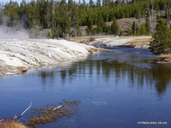 Yellowstone. Upper Geyser Basin. Firehole River (7)