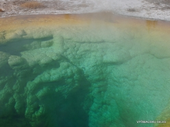 Yellowstone. Upper Geyser Basin. Morning Glory Pool (4)