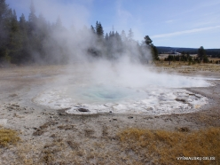 Yellowstone. Upper Geyser Basin. Spasmodic Geyser (3)