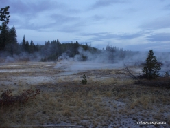 Yellowstone. Yellowstone Lake area (1)