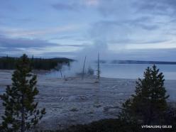 Yellowstone. Yellowstone Lake area (16)