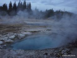 Yellowstone. Yellowstone Lake area (3)