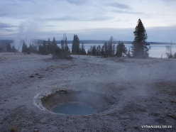 Yellowstone. Yellowstone Lake area (7)
